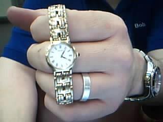 SEIKO Lady's Wristwatch 1N00-0FF8