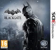 NINTENDO Nintendo 3DS Game 3DS BATMAN BLACKGATE