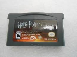 NINTENDO Nintendo GBA Game GAMEBOY ADVANCE HARRY POTTER AND THE GOBLET OF FIR