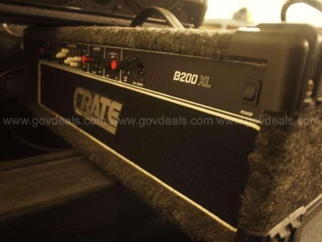 CRATE Electric Guitar Amp B200XL