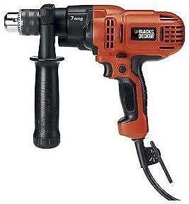 BLACK&DECKER Corded Drill DR560