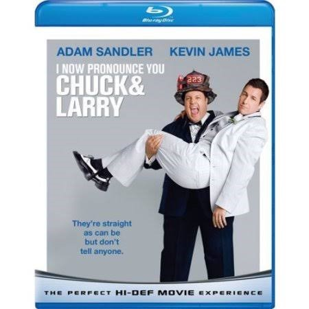 BLU-RAY MOVIE Blu-Ray I NOW PRONOUNCE YOU CHUCK AND LARRY