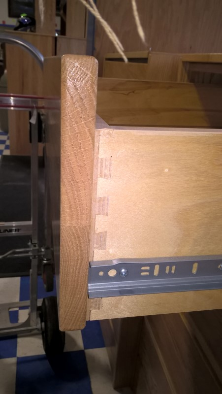 Miscellaneous Furniture 2 DRAWER STACKABLE DRESSER