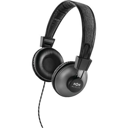MARLEY Headphones POSITIVE VIBRATION HEADPHONES