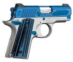 KIMBER FIREARMS Pistol MICRO SAPPHIRE 380 (3300090)