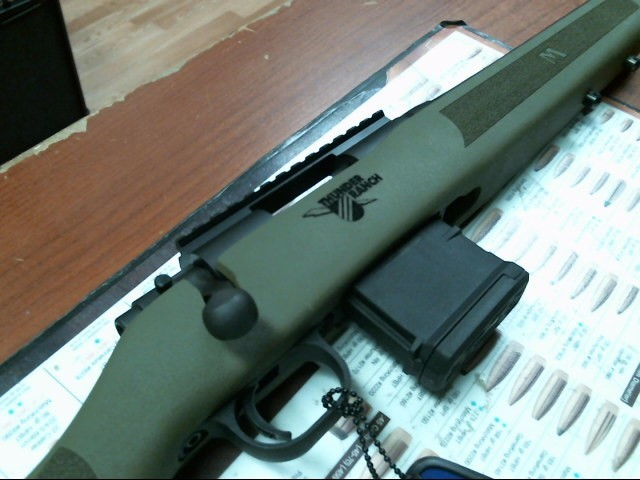 MOSSBERG Rifle MVP THUNDER RANCH