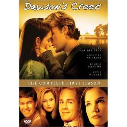 DVD BOX SET DVD DAWSONS CREEK THE COMPLETE FIRST SEASON