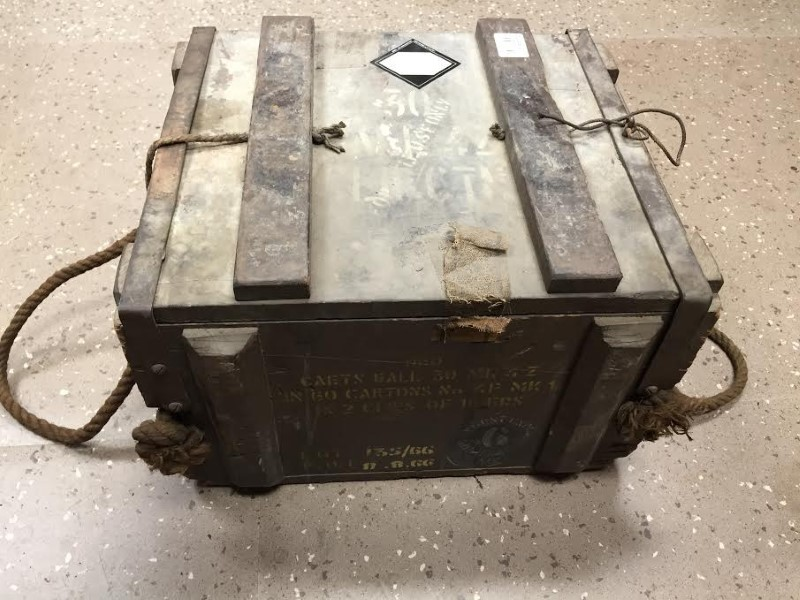 MIL-SURP Ammunition 60 (16 CT) BOXES OF 30-06 IN SEALED CRATE