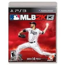 SONY Sony PlayStation 3 Game MLB2K13