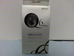 QUIKCELL Cell Phone Accessory Q6 MIDNIGHT