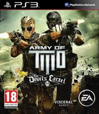 SONY Sony PlayStation 3 Game AN ARMY OF TWO THE DEVILS CARTEL