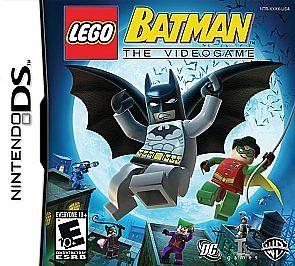 NINTENDO Nintendo DS Game LEGO BATMAN DS
