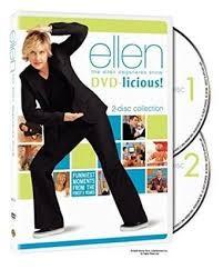 DVD BOX SET DVD ELLEN DEGENERES SHOW DVD-LICIOUS