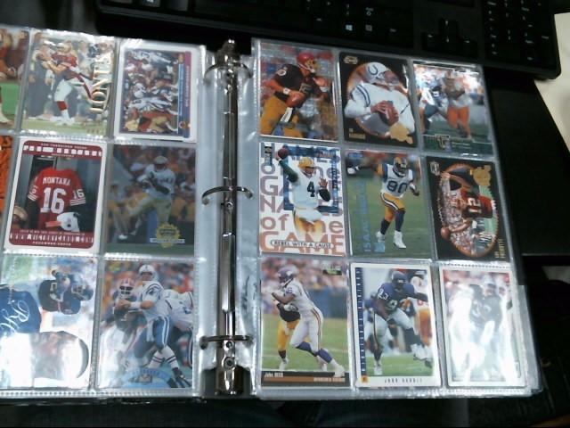 Sports Memorabilia QUANITY SPORTS CARDS
