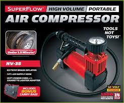 SUPERFLOW Air Compressor HV-35