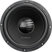 ORION ELECTRONICS Car Speakers/Speaker System ZTW124D