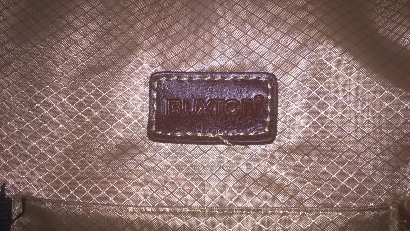 BUXTON Handbag BROWN PURSE
