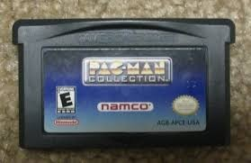 NINTENDO Nintendo GBA Game PAC-MAN COLLECTION GBA