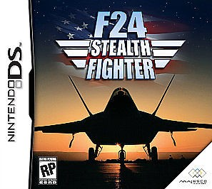 NINTENDO Nintendo DS Game F24 STEALTH FIGHTER