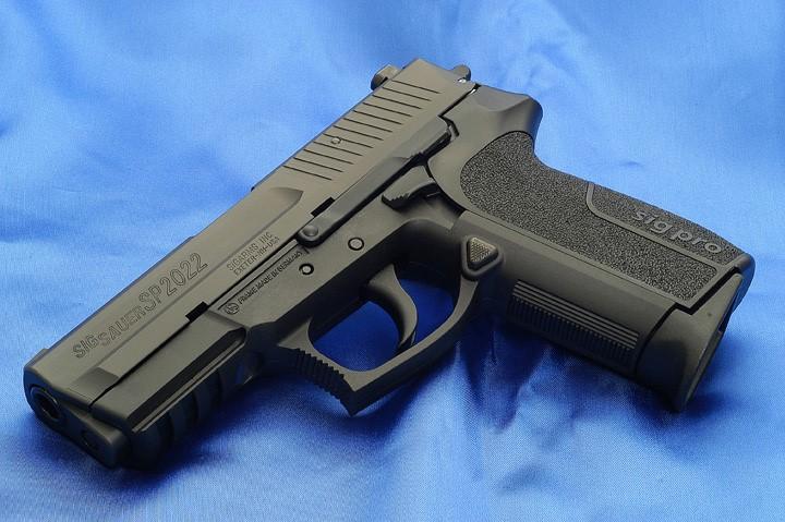 SIG SAUER Pistol SP2022