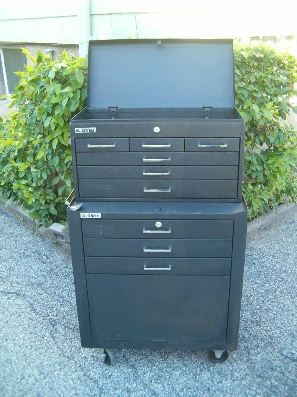 US GENERAL Tool Box TOOL BOX
