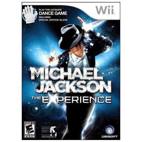 NINTENDO Nintendo Wii Game MICHAEL JACKSON THE EXPERIENCE WII