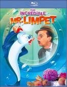 BLU-RAY MOVIE THE INCREDIBLE MR. LIMPET