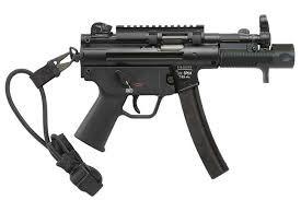 HECKLER & KOCH Pistol SP5K 9MM