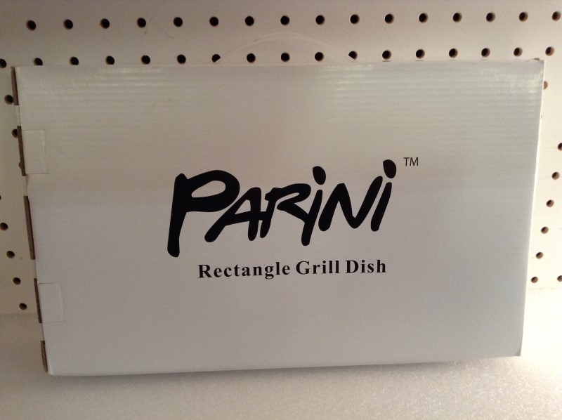 PARINI Miscellaneous Appliances RACTANGLE GRILL SIH
