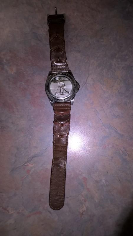 MICKEY MANTLE Gent's Wristwatch WRIST WATCH