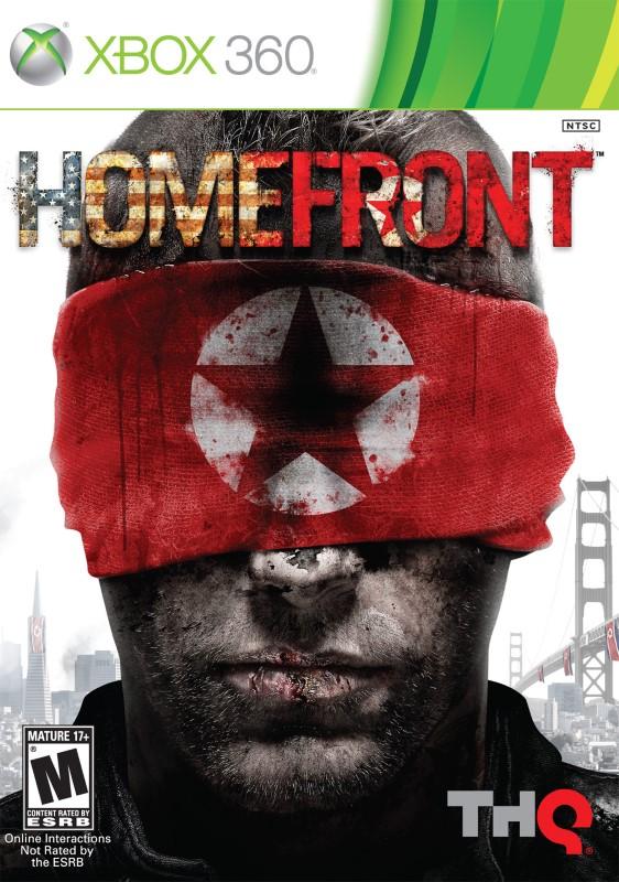 Homefront - (Microsoft Xbox 360, 2011)