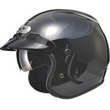 GMAX Motorcycle Helmet FMVSS 218