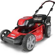 SNAPPER Lawn Mower SP60V