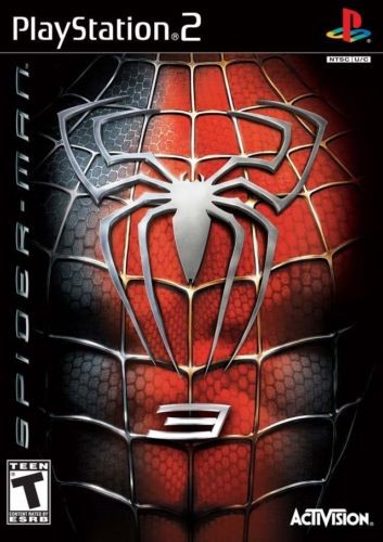 SONY Sony PlayStation 2 Game SPIDER-MAN 3 PS2
