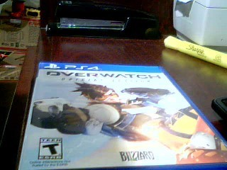 SONY Game GAME OVERWATCH