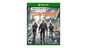 MICROSOFT Microsoft XBOX One Game TOM CLANCYS DIVISION