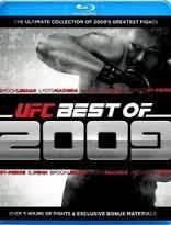 BLU-RAY MOVIE Blu-Ray UFC BEST OF 2009