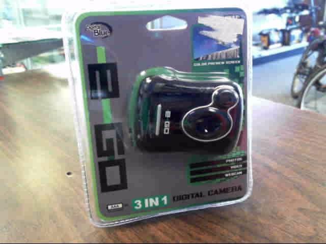DIGITAL BLUE Digital Camera E GO DIGITAL CAMERA