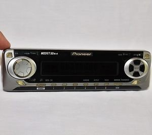 PIONEER ELECTRONICS Car Audio DEH-34