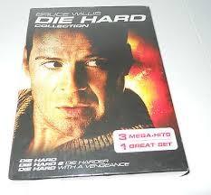 DVD BOX SET DVD DIE HARD COLLECTION