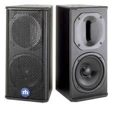 RENKUS HEINZ Monitor/Speakers TRX61