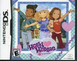 NINTENDO Nintendo DS Game HOLLY HOBBIE FRIENDS
