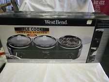 WEST BEND Microwave/Convection Oven MD-QH4501