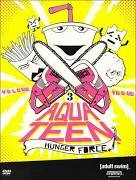 DVD MOVIE DVD AQUA TEEN HUNGER FORCE VOL 3 (2004)