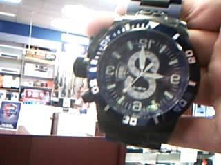 INVICTA Gent's Wristwatch 6196