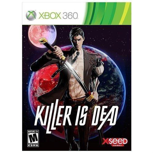 MICROSOFT Microsoft XBOX 360 Game KILLER IS DEAD