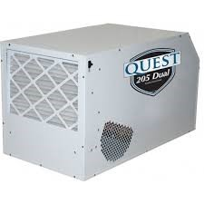 QUEST Air Purifier & Humidifier 205 DUAL