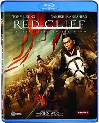 BLU-RAY MOVIE Blu-Ray RED CLIFF