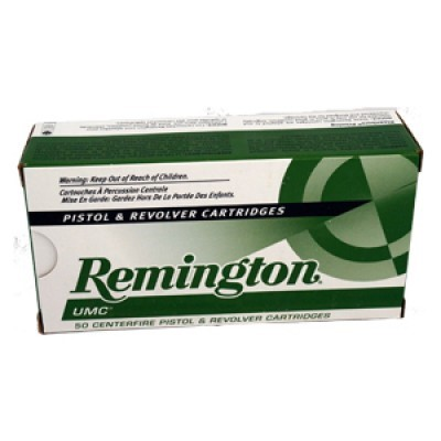 REMINGTON FIREARMS & AMMUNITION Ammunition 40 S&W 165 GR MC