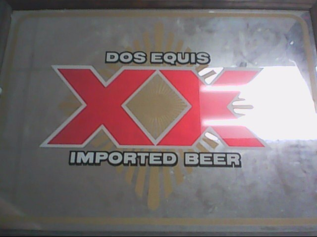 DOS EQUIS Sign BEER SIGN